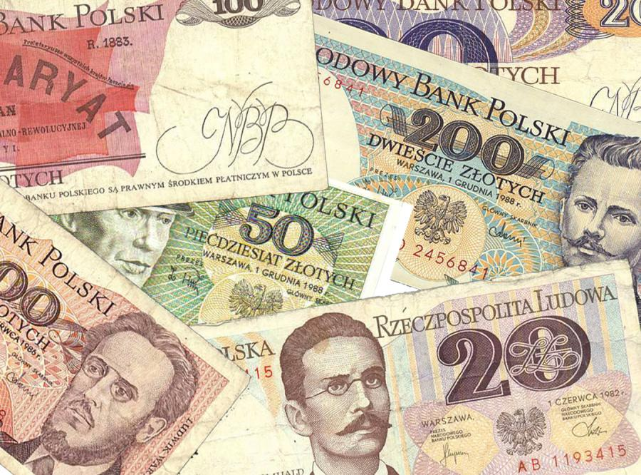 Brazylijscy oszuści handlują banknotami z PRL