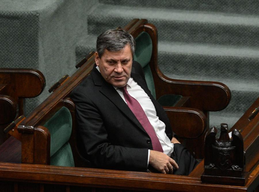 Janusz Piechociński w Sejmie