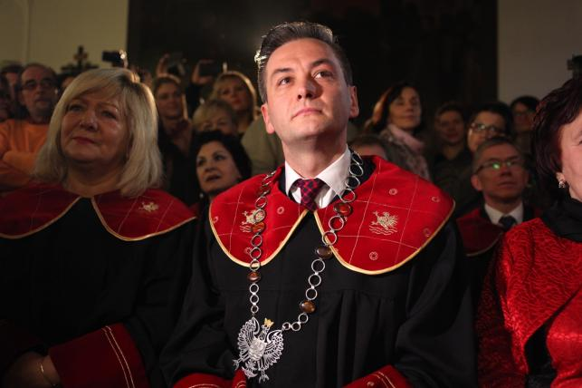 Robert Biedroń prezydentem Słupska