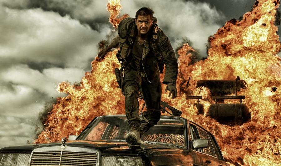 """5. """"Mad Max: Na drodze gniewu"""" – 36,4 mln pobrań"""