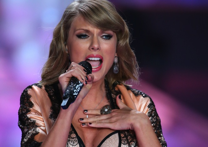 Taylor Swift nie ma chłopaka