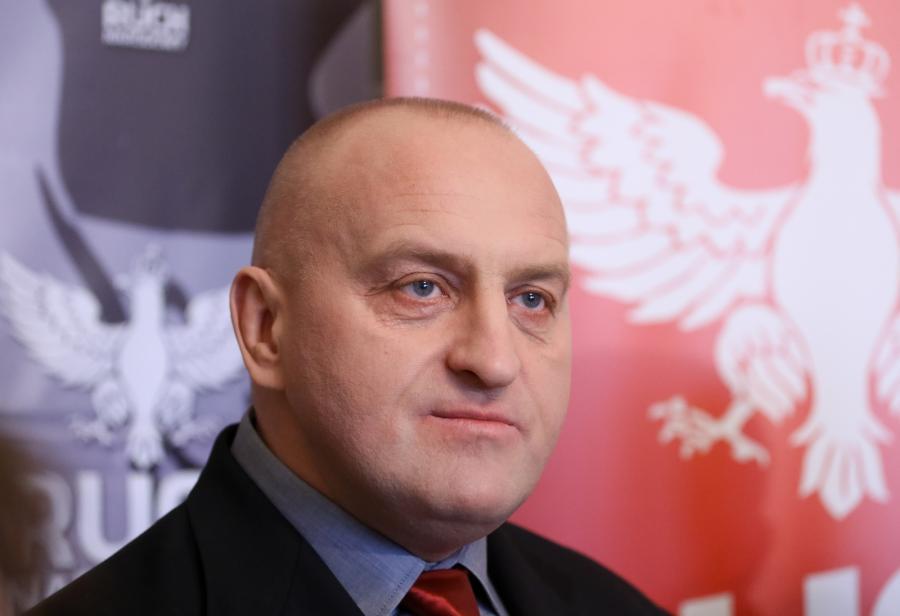 Marian Kowalski, Kandydat Ruchu Narodowego na prezydenta Polski
