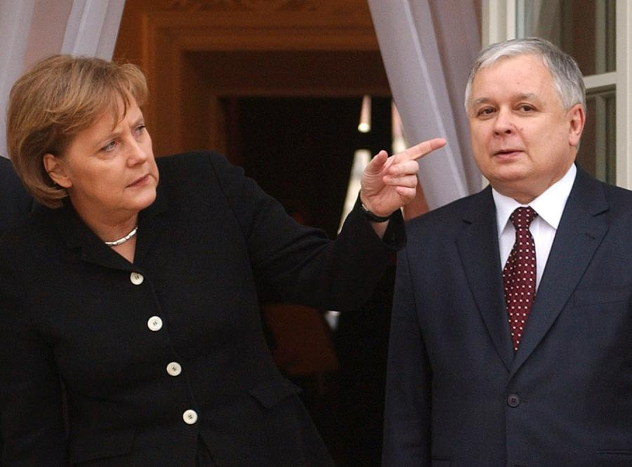 Angela Merkel nie weźmie udziału w prezydenckiej gali
