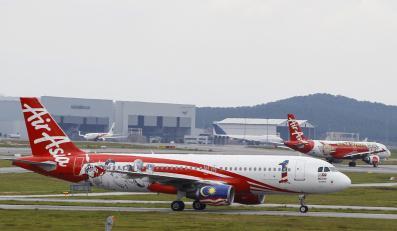 Malezyjski Airbus A320