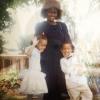 Rihanna, czyli Robyn i Rorrey, czyli Gallest z mamą