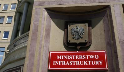 Ministerstwo infrastruktury