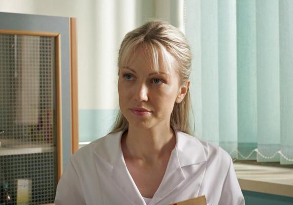 Magdalena Ogórek w serialu TVP2