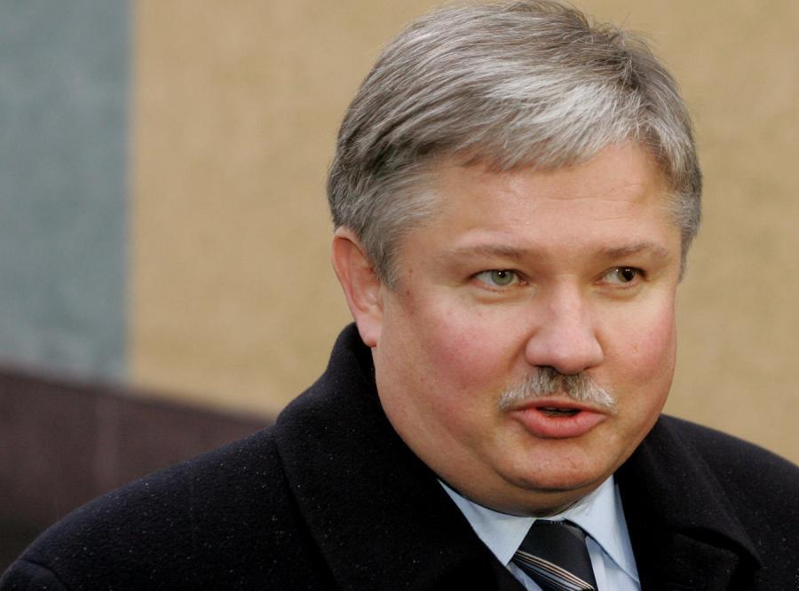Mariusz Łapiński próbuje odnaleźć się w biznesie