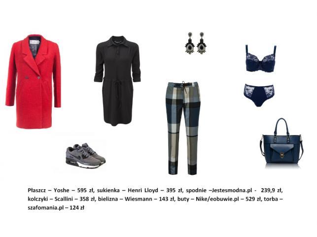 Superduet: STYLIZACJE z sukienką i spodniami