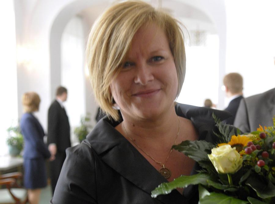 Ewa Kierzkowska  w przyszłym roku może powalczyć o prezydencki fotel