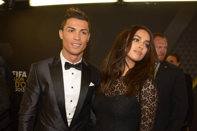 Irina Shayk zerwała z Cristiano Ronaldo