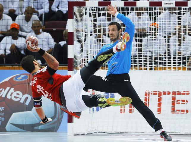 This is handball! Zobacz efektowne akcje z mundialu piłkarzy ręcznych