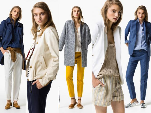 Massimo Dutti - kolekcja wiosna/lato 2015