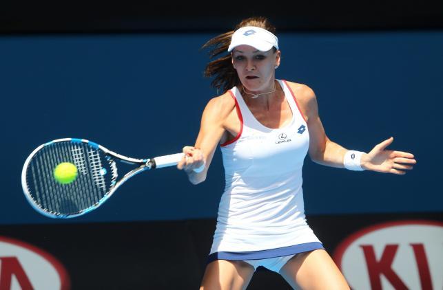 Australian Open: Agnieszka Radwańska w 4. rundzie