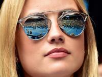 Piękna partnerka przyniosła szczęście Tomasowi Berdychowi na Australian Open. ZDJĘCIA