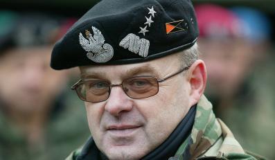 Generał Waldemar Skrzypczak. Zdjęcie z 2007 roku