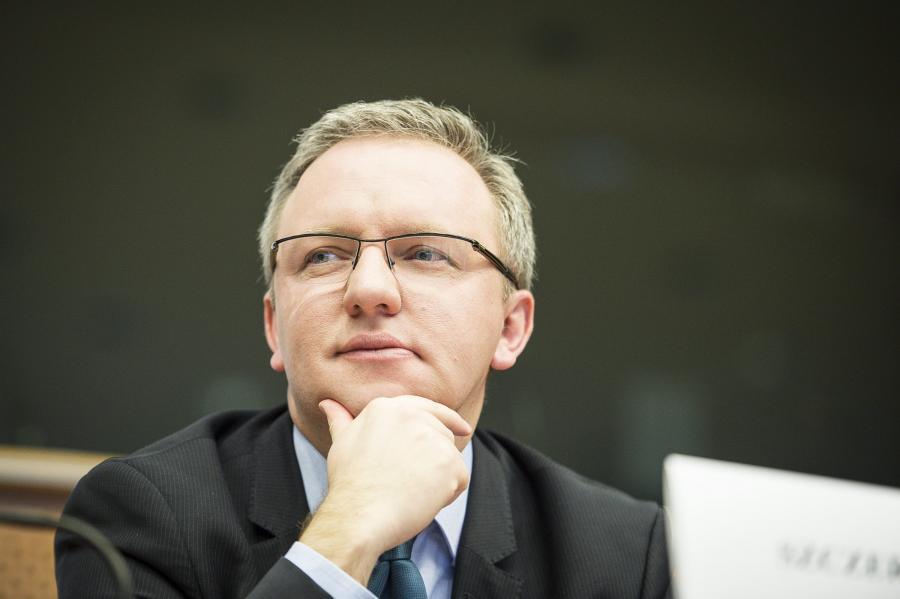 Poseł Krzysztof Szczerski