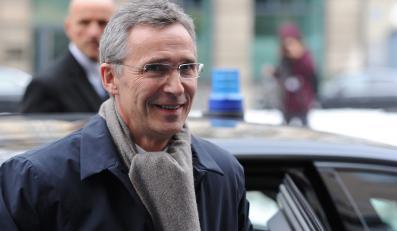 Szef NATO, Jens Stoltenberg