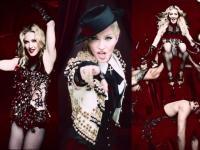 Madonna walczy z szatanem i znów prowokuje [ZDJĘCIA]