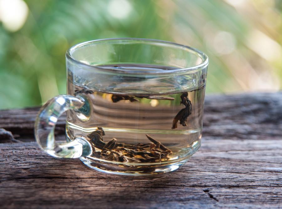 4.    Azjaci polecają zieloną herbatę i swojską cebulę