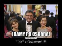 """""""Idamy po Oscara"""", najlepsze memy z wielkiej gali"""