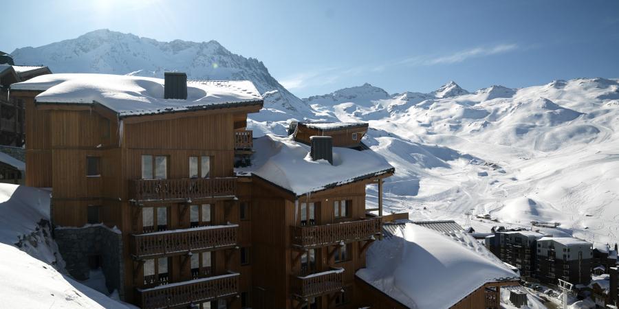 Trzy doliny: W Europie wyżej się nie da