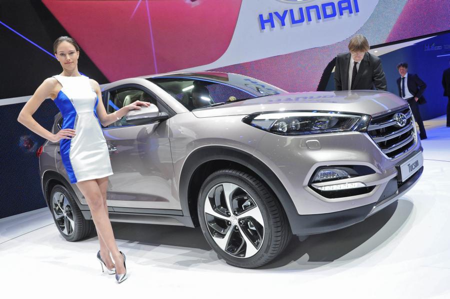 Zdj Cia Wi Kszy I Bardziej Przestronny Nowy Hyundai