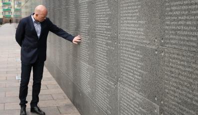 Henning Berg odwiedził Muzeum Powstania Warszawskiego