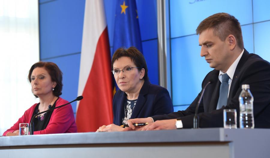 Małgorzata Kidawa-Błońska, Ewa Kopacz, Bartosz Arłukowicz