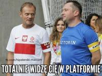 Tusk ratuje Durczoka, a Biedroń ma propozycję dla Grodzkiej. MEMY DNIA