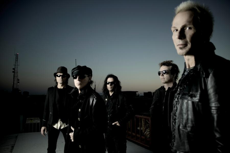 Scorpions zagra w Krakowie