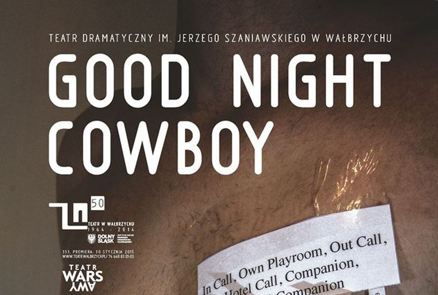 """Good Night Cowboy"""
