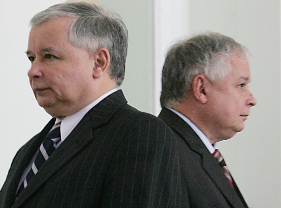 Czy Jarosław Kaczyński  poświęci prezydenturę brata?