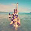 Taylor Swift i Haim śpiewają i bawią się razem