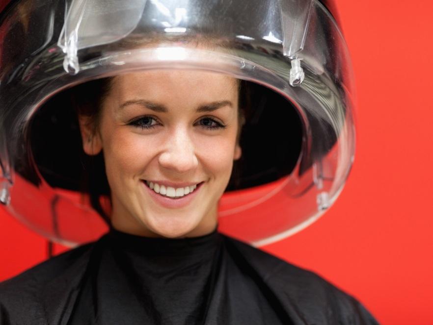 Sauna dla włosów