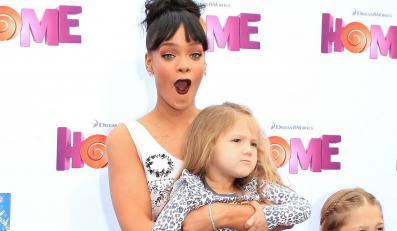"Rihanna na premierze filmu ""Dom"""