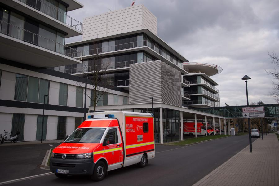 Klinika w Duesseldorfie