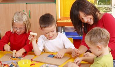 Przygotuj dziecko do przedszkola
