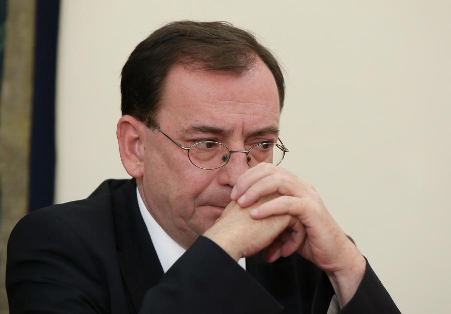 Były szef CBA Mariusz Kamiński