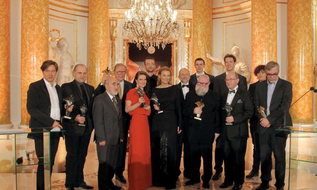 Tusk, Zanussi i Braun laureatami Wiktorów 2015