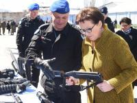 Ewa Kopacz w Kosowie. Premier spotyka się z żołnierzami