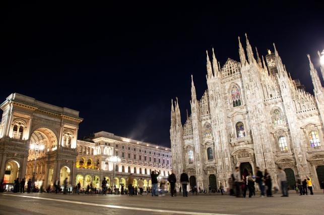 Co zobaczyć w Mediolanie? - Piazza del Duomo
