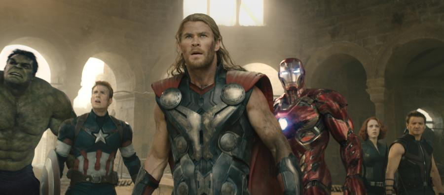 """7. """"Avengers: Czas Ultrona"""" – 1,405 miliarda dolarów"""