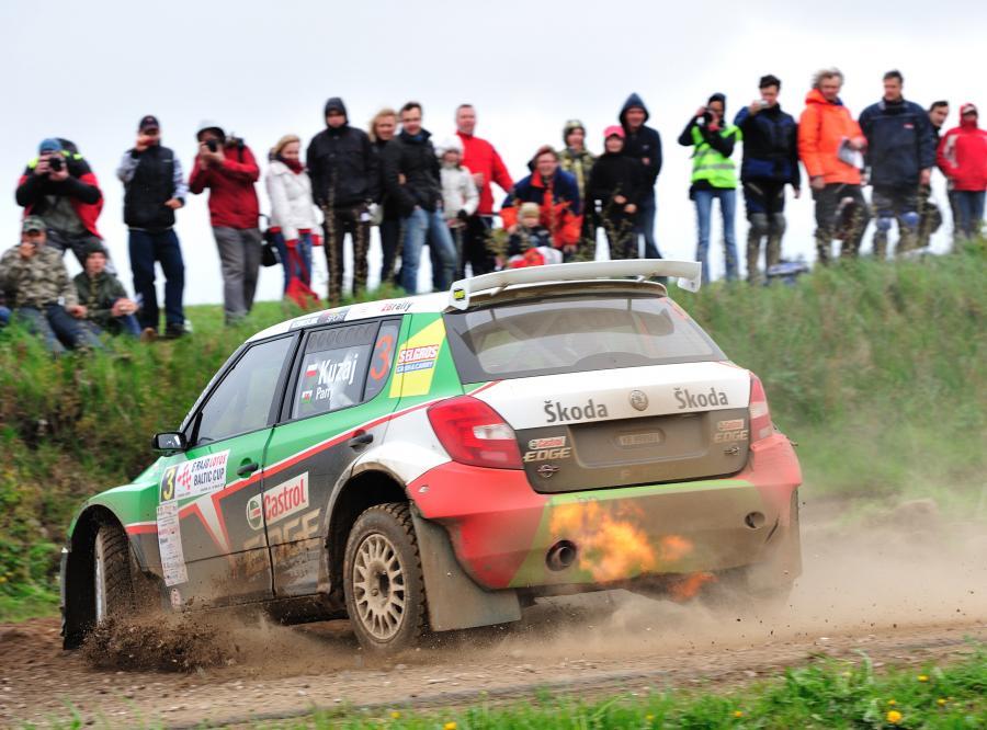 Skoda wchodzi do gry! Subaru najszybsze!