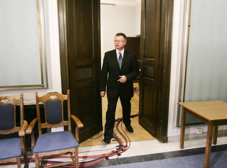 Kaczmarek: Kurski naciskał na Netzla