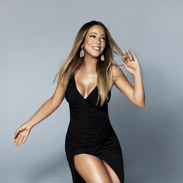 Idealna Mariah Carey na zdjęciach z nowej sesji