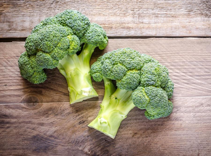 5. Brokuły