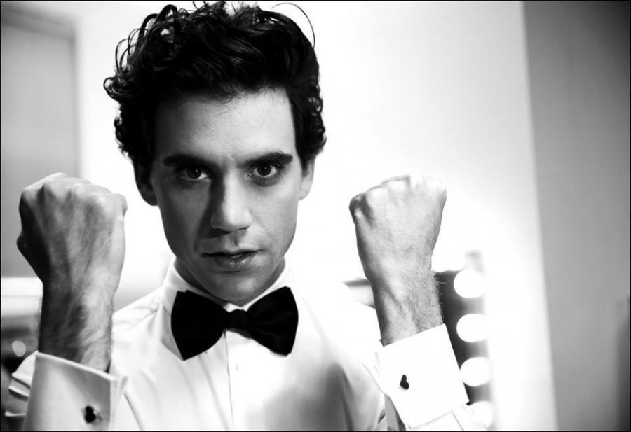 Mika promuje nowy album \