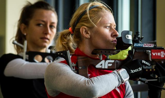 Panowie chcieliby trafić na ich celownik. Tak trenują polskie biathlonistki. ZDJĘCIA