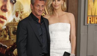 Charlize Theron i Sean Penn